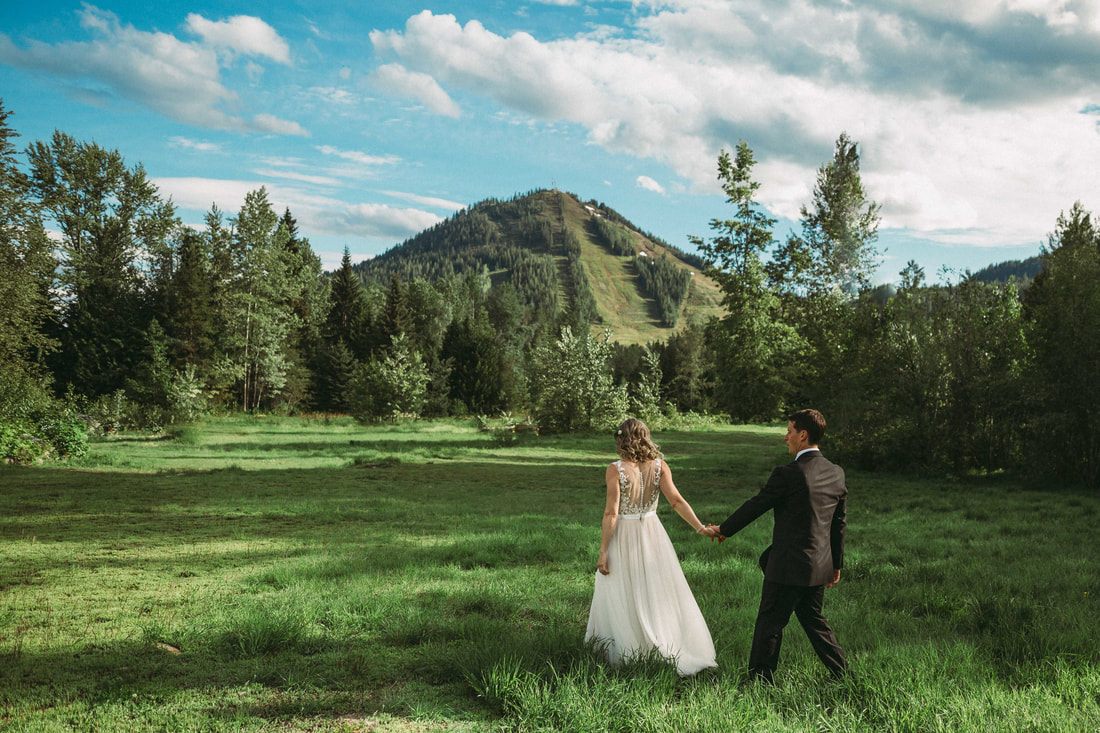 Rossland Wedding Photographer Wanderlust Photography
