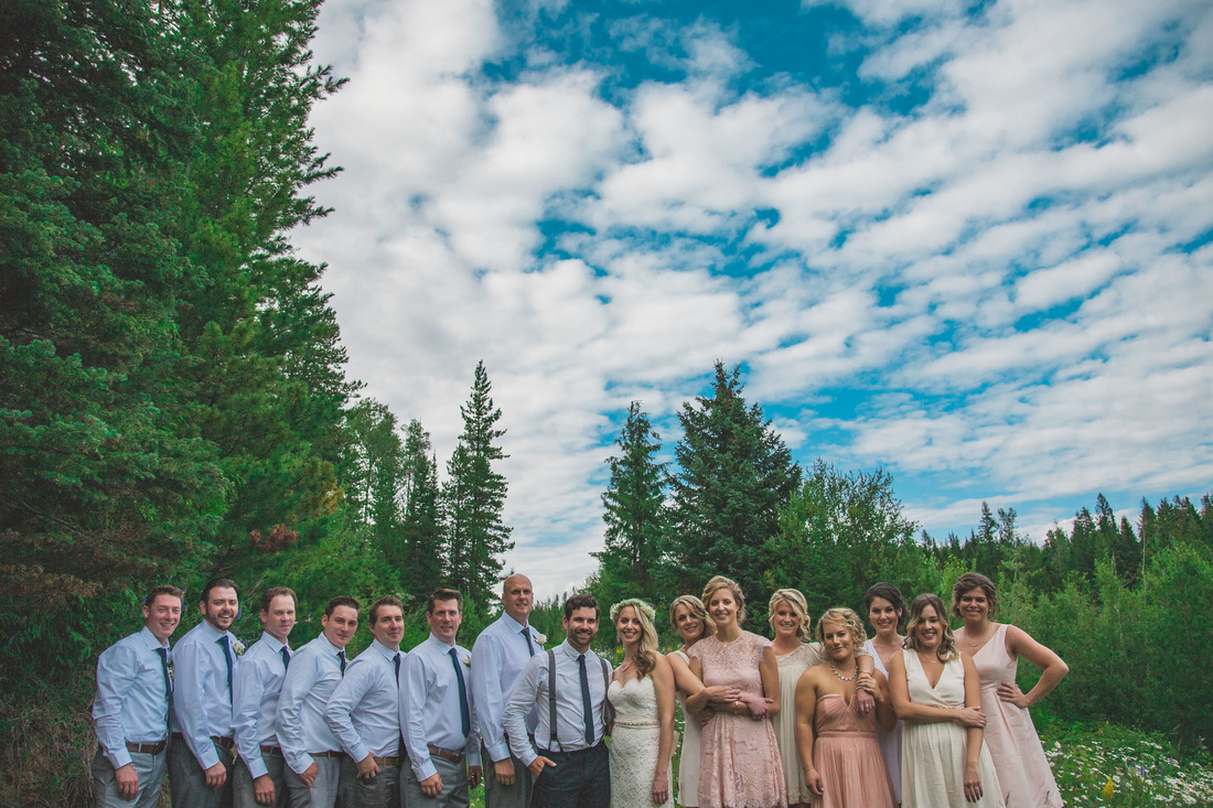 Rossland Wedding Photography, by Kootenay Wedding Photography Wanderlust Photography