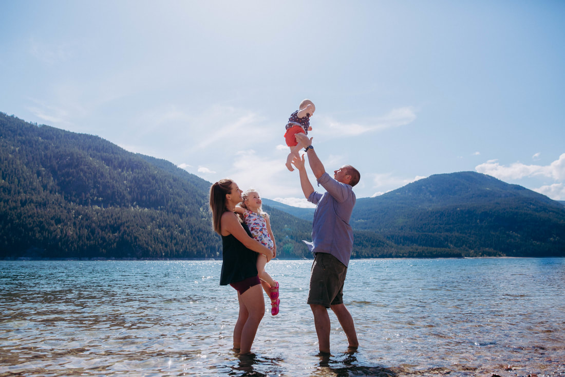 Syringa Provincial Park Family Photography. By  Kootenay Family Photographer, Wanderlust Photography