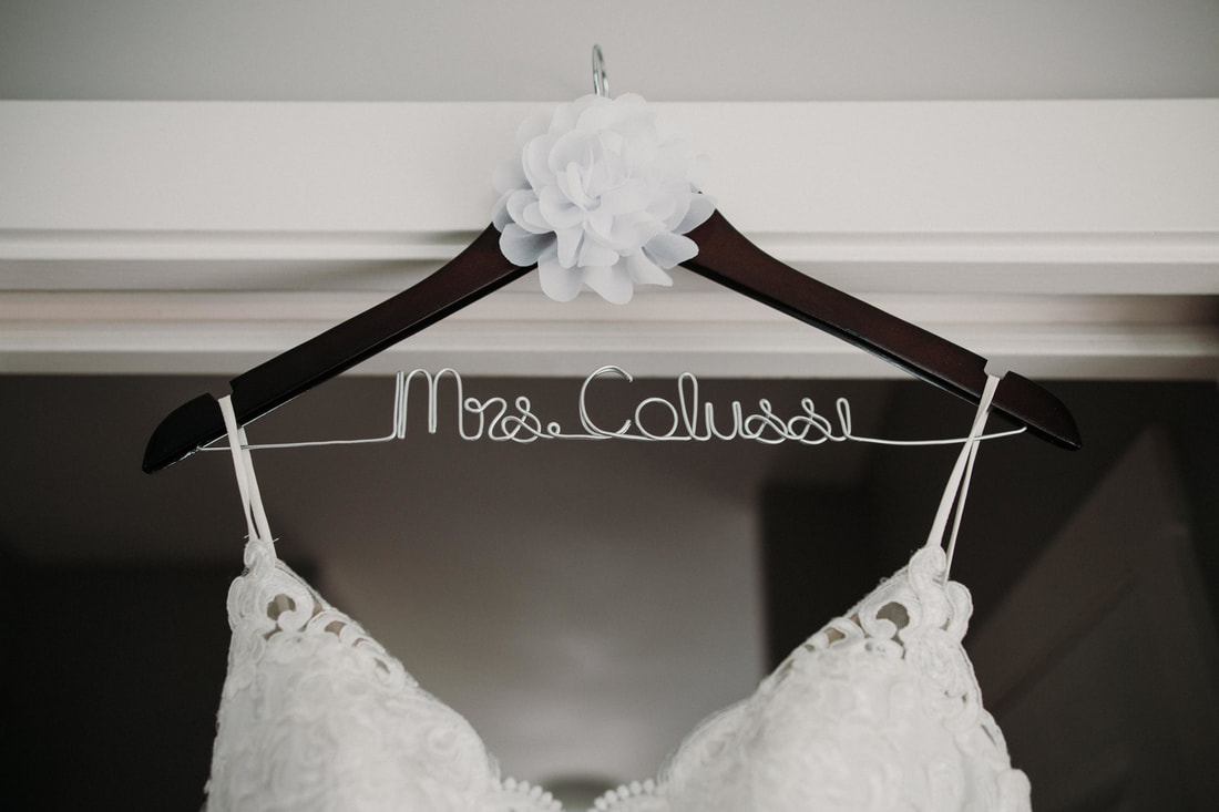 personalize wedding hanger. Fruitvale Wedding Photography by Kootenay Wedding Photographer Wanderlust Photography