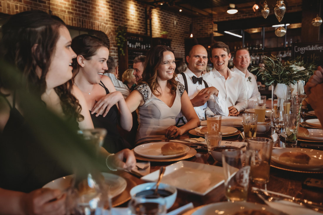 Casey's Tap House Wedding