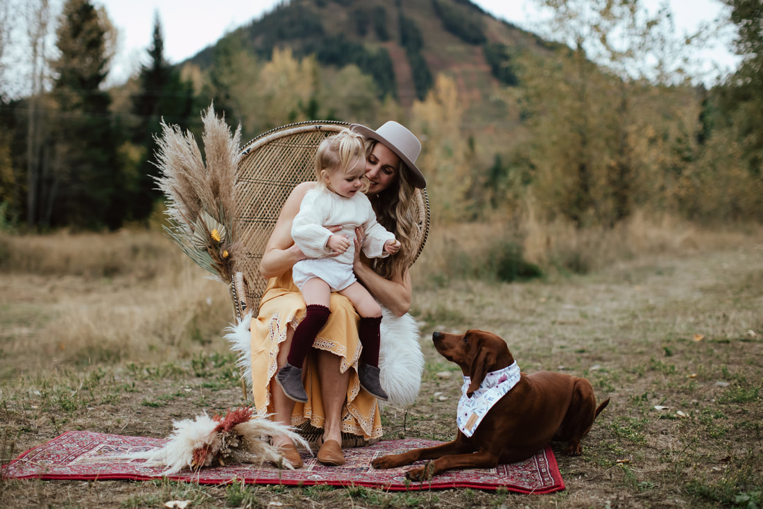 Rossland Maternity Photographer